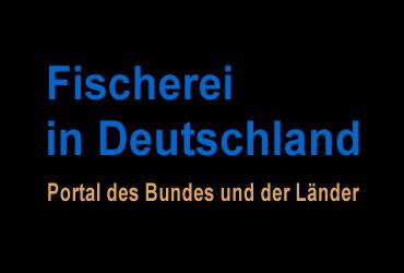 Logo Portal des Bundes und der Länder - Fischerei in Deutschland