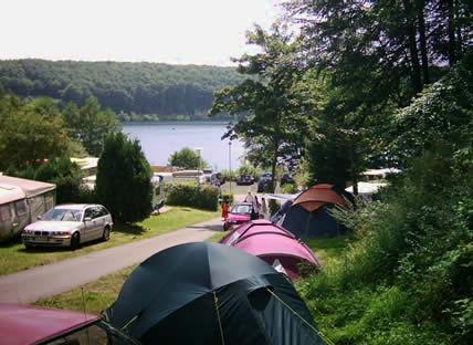 Ferienunterkünfte für Angler - Campingplätze