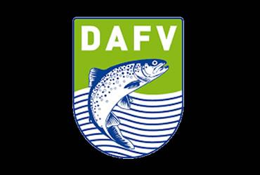 Logo DAFV Deutscher Angelfischer Verband e.V.