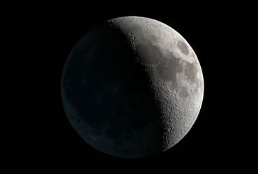 Logo Mondphasen - Neumond, Halbmond, Vollmond - Mondkalender 2017