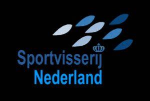 Logo Sportvisserij Nederland - Sportfischerei Niederlande