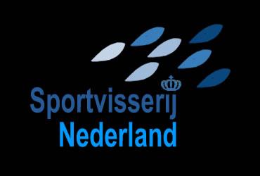Logo Sportvisserij Nederland - Sportfischerei in den Niederlanden