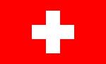 Flagge Schweiz - Switzerland - Suisse