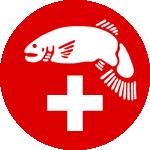 Logo SFV Schweizerischer Fischerei-Verband e. V.