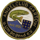 Vereinswappen Angelclub Gartow und Umgebung e.V. seit 1935