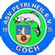 Vereinswappen ASV Petri Heil Goch 1936 e.V.