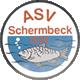 Vereinswappen AngelSportVerein Schermbeck Bricht e.V.
