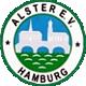 Vereinswappen Angelverein Alster e.V. Hamburg