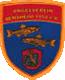 Vereinswappen Angelverein Bensheim 1954 e.V.