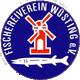 Vereinswappen Fischereiverein Wüsting e.V.