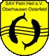 Vereinswappen SAV Petri Heil Oberhausen Osterfeld e.V.