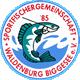 Vereinswappen Sportfischergemeinschaft Waldenburg-Biggesee e.V.
