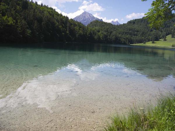 Alatsee - Bayern - AiD Angelportal - Angelgewässer in Deutschland - Seen - Foto