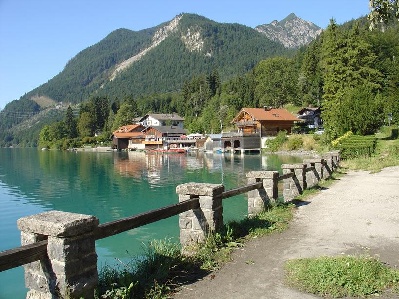 Walchensee - Bayern - AiD Angelportal - Angelgewässer in Deutschland - Seen - Foto
