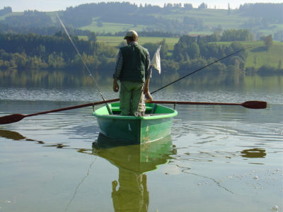 AiD Fotogalerie - Angeln im Rottachsee 2005 - Beitragsbild