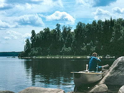 AiD Fotogalerie - Angeln in Kanada 1984 - Foto 32