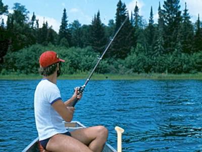 AiD Fotogalerie - Angeln in Kanada 1984 - Foto 34