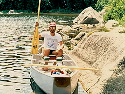 AiD Fotogalerie - Angeln in Kanada 1984 - Foto 35
