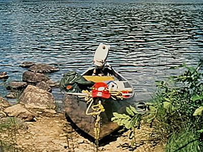 AiD Fotogalerie - Angeln in Kanada 1984 - Foto 70