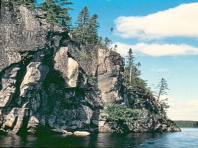 AiD Fotogalerie - Angeln in Kanada 1984 - Foto 80