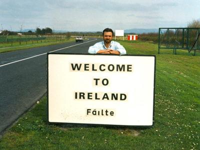 AiD Fotogalerie - Angeln in Irland 1995 - Beitragsbild