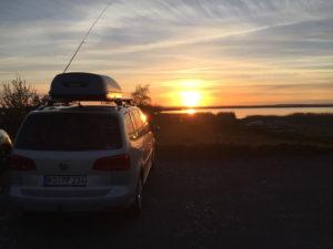 AiD Fotogalerie - Angeltour Dänemark Insel Mön 2016 - Foto 32