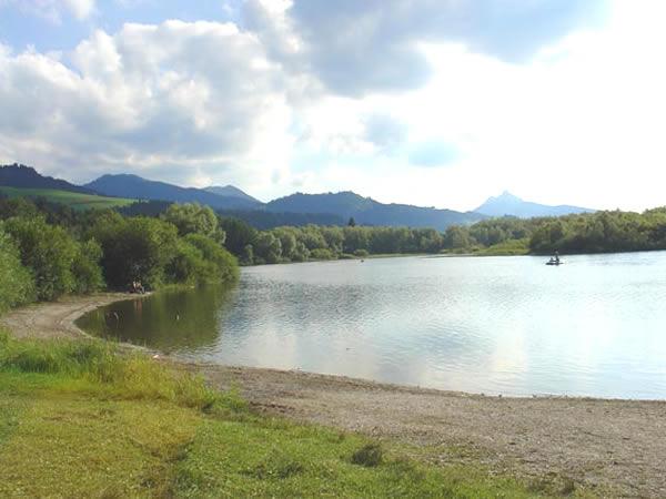 Grüntensee - Bayern - AiD Angelportal - Angelgewässer in Deutschland - Seen - Foto