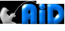 Logo AiD Angelportal - freistehend weiss - 250 x 120