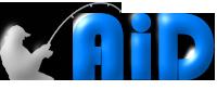 Logo AiD Angelportal - freistehend weiss - 200 x 95