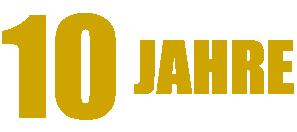 Jubiläum 10 Jahre - 2007 bis 2017