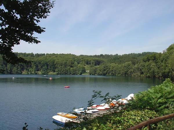 Pulvermaar - Rheinland-Pfalz - AiD Angelportal - Angelgewässer in Deutschland - Seen - Foto
