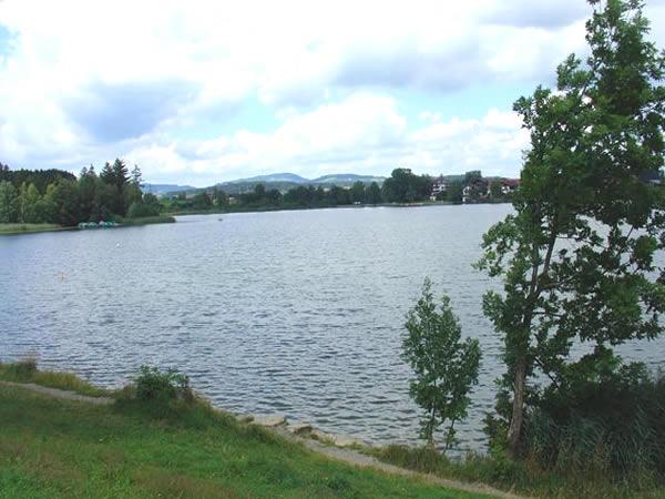 Sulzberger See - Bayern - AiD Angelportal - Angelgewässer in Deutschland - Seen - Foto