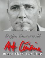 Steffen Sonnenwald Art Cuisine more than cooking