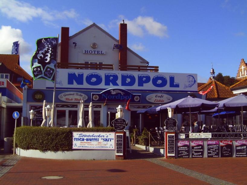 Hotel Restaurant Nordpol - Heiligenhafen - Schleswig-Holstein - Standard Anzeige - Hotels - Foto 1