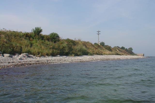 Insel Fehmarn Marienleuchte Ohlenborgs Huk - Schleswig-Holstein - AiD Angelportal - Angelgewässer in Deutschland - Küste - Foto
