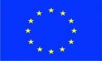 Fahne Europa - Europäische Union