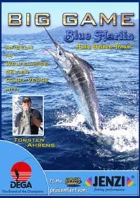 AiD Angelportal Jubiläum-Gewinnspiel - 5. Preis - DVD Angelfilm Big Game Blue Marlin