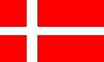 Landesfahne Dänemark