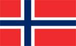 Landesfahne Norwegen