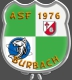 Vereinswappen Angelsportverein 1976 Burbach