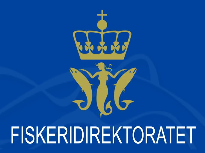 Logo Fiskeridirektoratet Norwegen