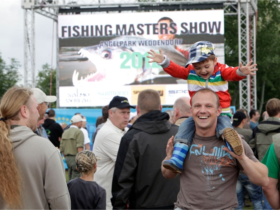 Besucher - Fishing Masters Show 2018