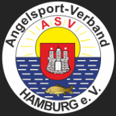 Logo Angelsport-Verband Hamburg e.V.