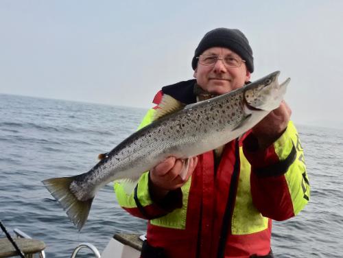 BIG ONE Hitliste - Fischart Meerforelle - Fänger Herold Baartz