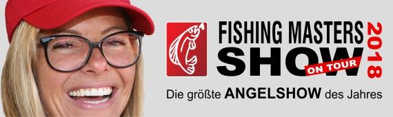 Banner Blinker Fishing Masters Show 2018