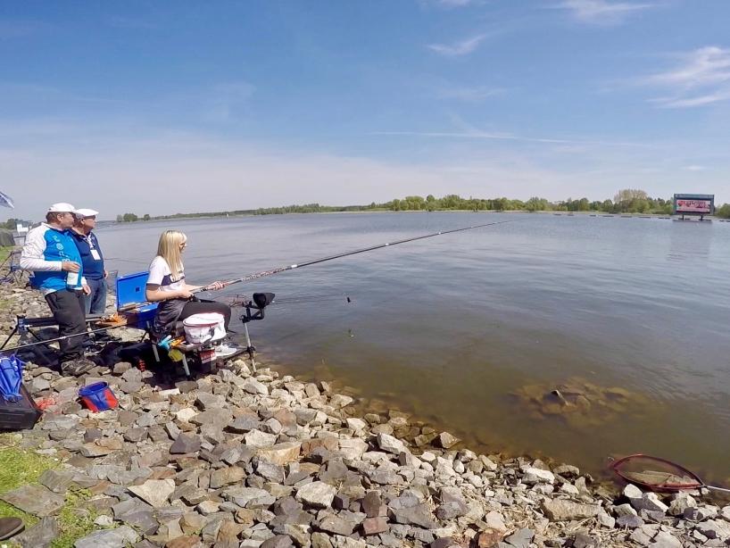 Anglermeile Foto 3 - Fishing Masters Show 2018 - Beetzsee - Brandenburg an der Havel - Deutschland