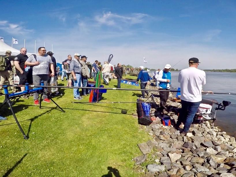Anglermeile Foto 4 - Fishing Masters Show 2018 - Beetzsee - Brandenburg an der Havel - Deutschland