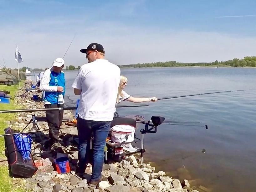 Anglermeile Foto 5 - Fishing Masters Show 2018 - Beetzsee - Brandenburg an der Havel - Deutschland