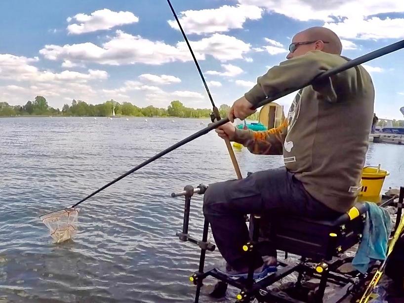 Anglermeile Foto 12 - Fishing Masters Show 2018 - Beetzsee - Brandenburg an der Havel - Deutschland