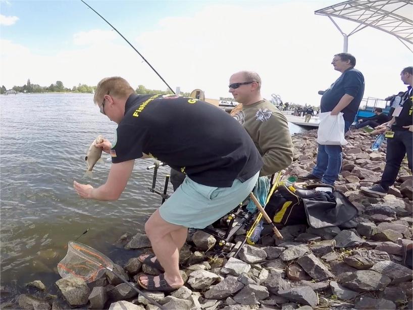 Anglermeile Foto 14 - Fishing Masters Show 2018 - Beetzsee - Brandenburg an der Havel - Deutschland
